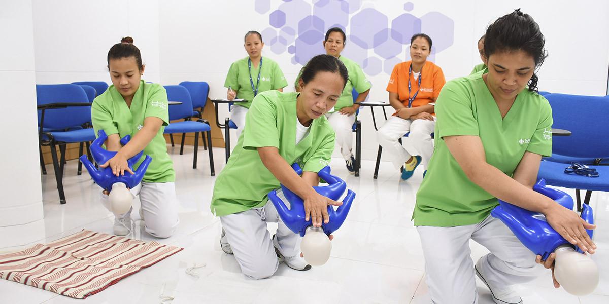 Pediatric First Aid Training